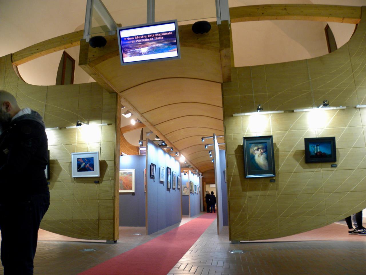 Interior de la Exposicion