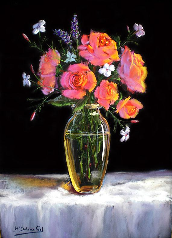 Rosas y jazmines